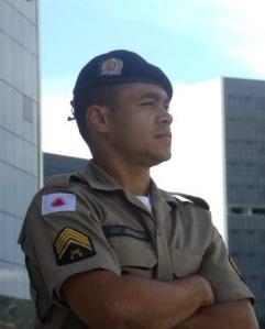Sargento Leonardo Leandro Sousa Diniz